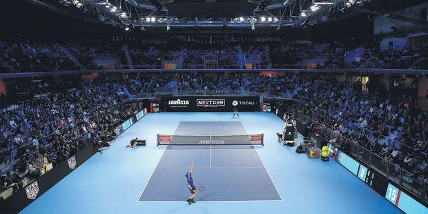Nouvelles règles, technologie... Bienvenue dans le laboratoire du tennis