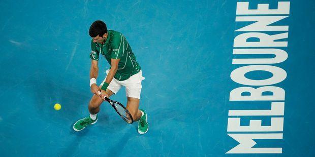 Open d'Australie : voie royale pour Djokovic