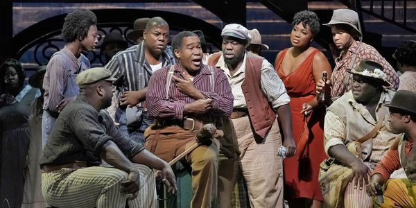 «Porgy and Bess» comme à New York