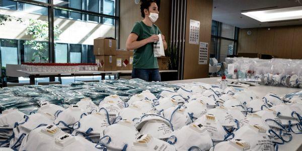 Coronavirus : la France va se masquer