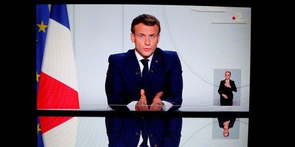 Emmanuel Macron ordonne un nouveau confinement national dès vendredi
