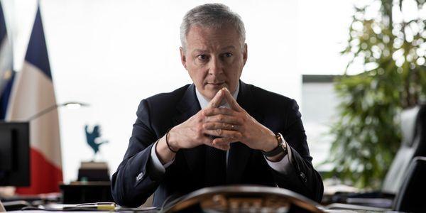 Le ministre de l'Economie Bruno Le Maire au JDD : «Je veux éviter un naufrage»
