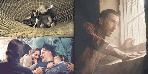 """Les films au cinéma cette semaine : """"Compañeros"""", """"Dumbo"""", """"C'est ça l'amour""""..."""