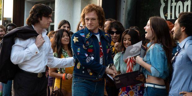 """""""Rocket Man"""" : le Festival de Cannes déroule le tapis rouge à Elton John"""