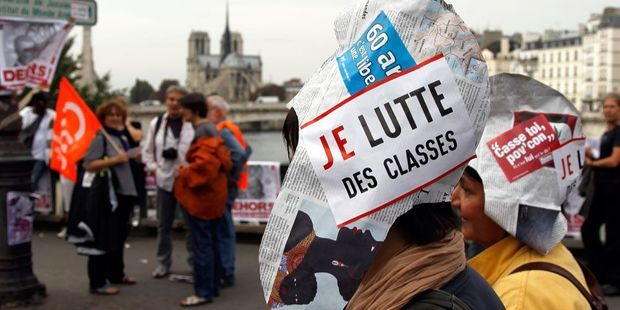 a5a36fef712 Crise  Les quatre menaces qui pèsent sur la France