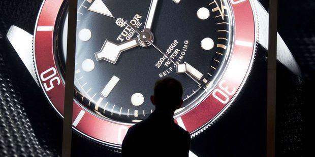 Horlogerie : les montres Tudor se réveillent