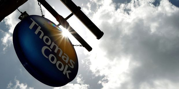 Le voyagiste britannique Thomas Cook fait faillite, environ 10.000 Français bloqués à l'étranger