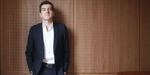 """Matthieu Pigasse : """"Quand je vois le nombre d'ennemis que j'ai, je me dis que j'ai réussi…"""""""