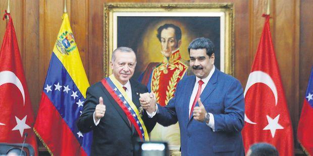 Venezuela : comment Nicolás Maduro utilise l'or du pays pour contourner les sanctions internationales