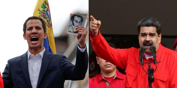 """Résultat de recherche d'images pour """"Venezuela, USA, Guaido, Moscou, Maduro, 2019"""""""