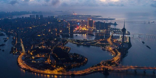 Pourquoi il n'y a pas d'effet Hong Kong à Macao