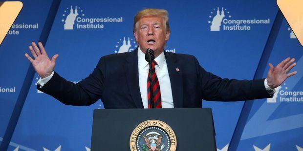 Donald Trump veut avoir les mains libres