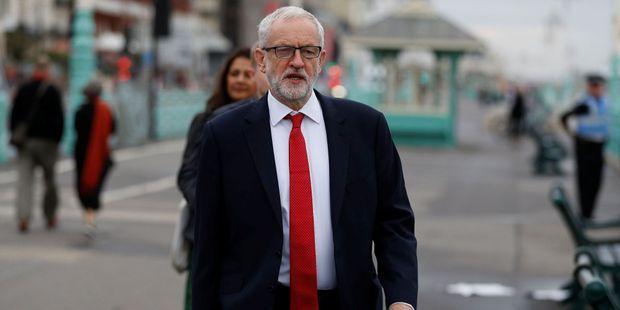 Brexit, divisions au Labour, popularité en berne : la difficile rentrée de Jeremy Corbyn