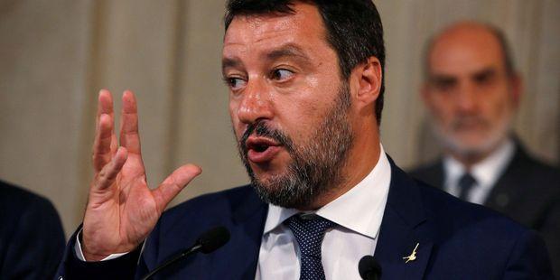 Italie : Matteo Salvini entre en résistance