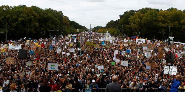 Grève mondiale pour le climat : un record dans le monde, et après?