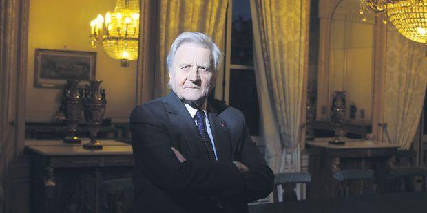 """Jean-Claude Trichet, ancien président de la BCE : """"Une récession économique est inéluctable"""""""