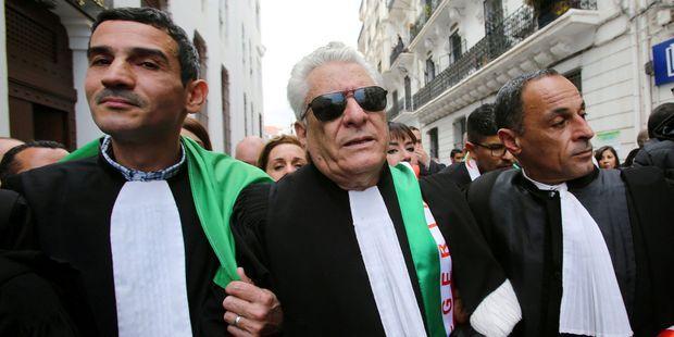Algérie : Mustapha Bouchachi, l'avocat qui incarne la résistance populaire