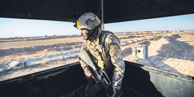 En Irak, la traque de Baghdadi, le chef de l'Etat islamique, se poursuit