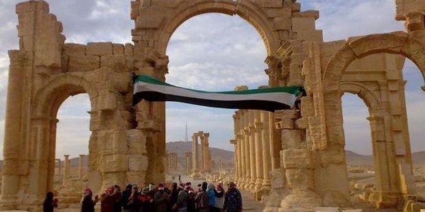 La France veut vendre un terrain à Palmyre