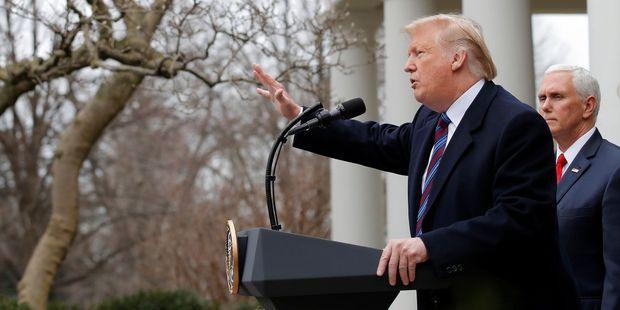 """Résultat de recherche d'images pour """"donald trump shutdown"""""""