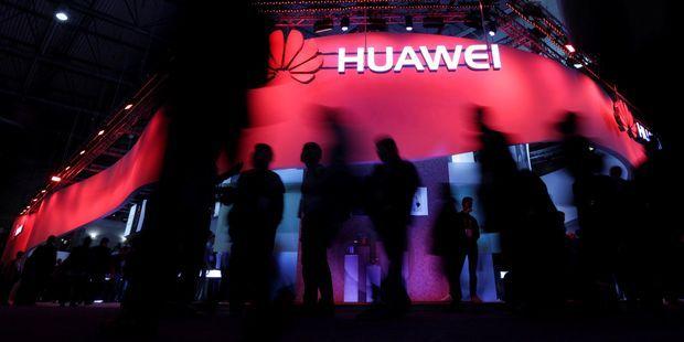 Google suspend ses relations avec le chinois Huawei, utilisateur de son système Android