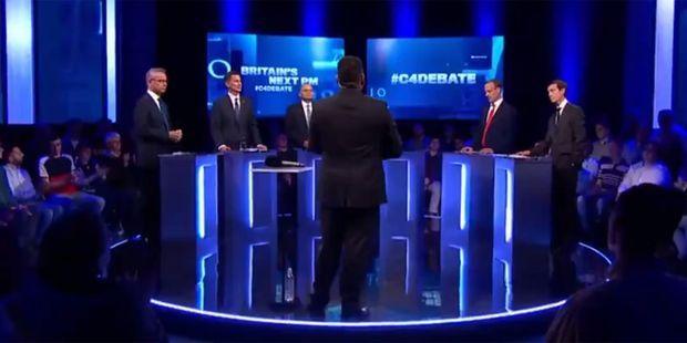 Royaume-Uni : sans Boris Johnson, les candidats au poste de Premier ministre s'écharpent sur le Brexit