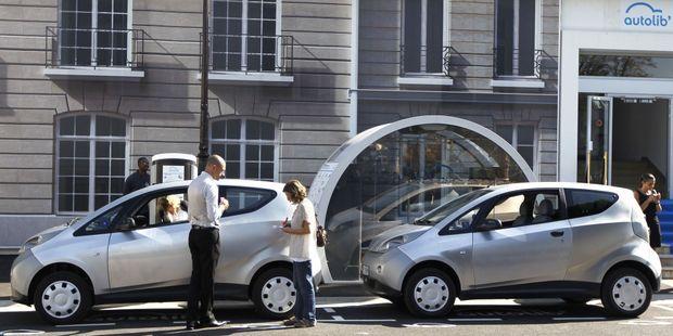 autolib' à paris, c'est fini le 31 juillet : ce qui attend les
