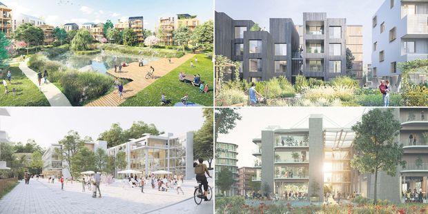 """""""Inventons la métropole"""" : à Noisy-le-Grand, un écoquartier innovant plutôt qu'une prison"""