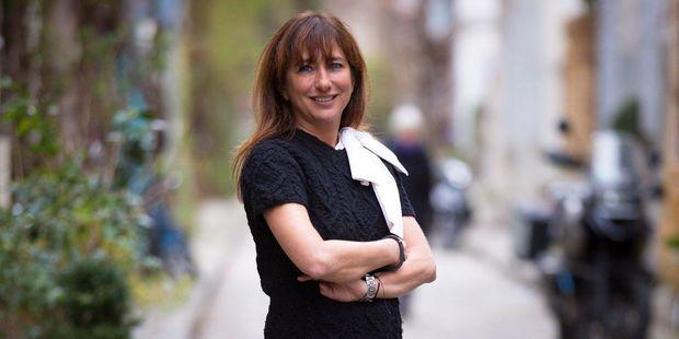 Marie-Claire Carrère-Gée en 2014.