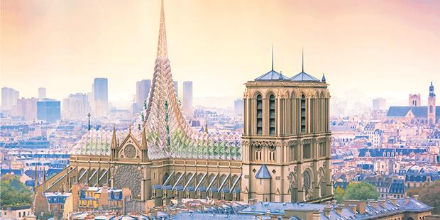 Notre-Dame de Paris, le point sur un chantier qui divise