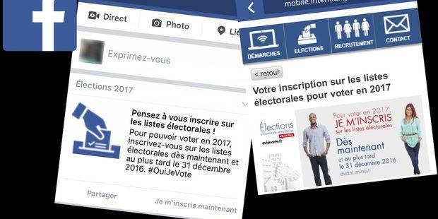 2017 Facebook Rappelle à Ses Utilisateurs De Sinscrire Sur Les