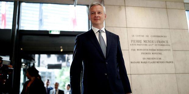 """Bruno Le Maire : """"Les membres du gouvernement seront tous comptables du résultat des européennes"""""""