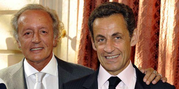 Cet accident d'avion auquel Nicolas Sarkozy et Didier Barbelivien ont échappé