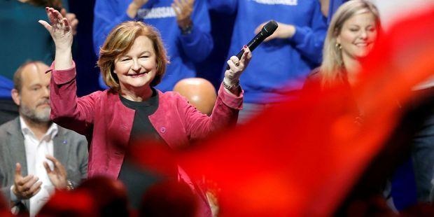 Européennes : comment En marche a tergiversé sur la présence de Nathalie Loiseau aux débats télévisés