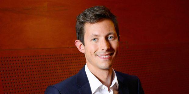 1b4ddcbd6a4d6 Européennes : François-Xavier Bellamy, tête de liste des ...