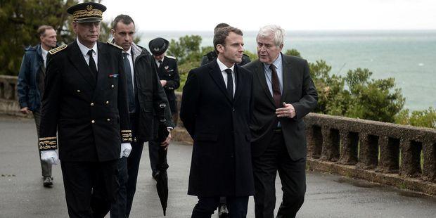"""Européennes : Macron attaque de nouveau le Rassemblement national et son bilan """"catastrophique"""""""
