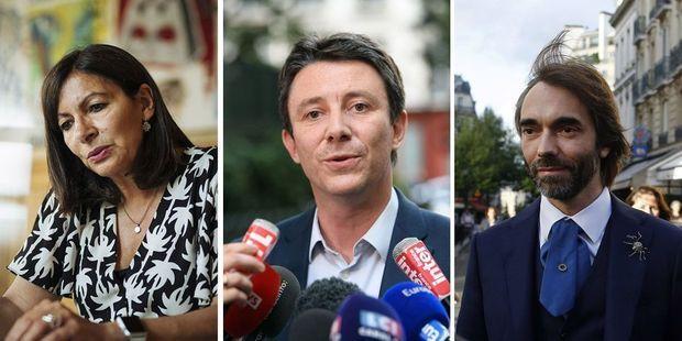 EXCLUSIF. A Paris, Hidalgo en tête, Villani talonne Griveaux, selon notre sondage
