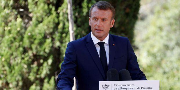 G7, remaniement, interventions policières : ce qu'a dit Emmanuel Macron à la presse