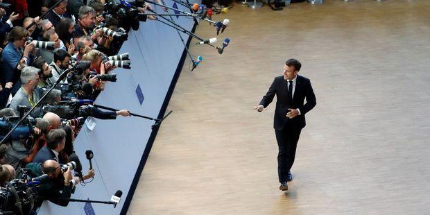 Emmanuel Macron devrait s'exprimer en début de semaine prochaine.