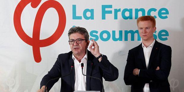 Resultado de imagen para France Insoumise