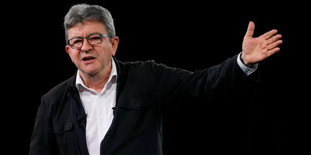 """Jean-Luc Mélenchon a qualifié l'adhésion prochaine de la Géorgie à l'Otan de """"provocation grossière et stupide""""."""