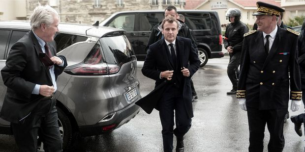 """Les Gilets jaunes n'ont """"plus de débouché politique"""", selon Emmanuel Macron"""