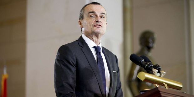 Les scoops de l'ex-ambassadeur Gérard Araud