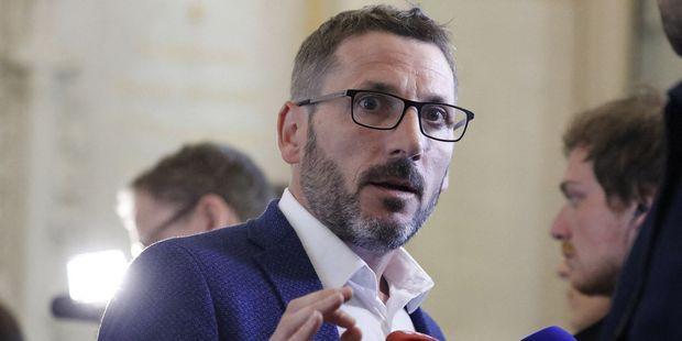 """Matthieu Orphelin : """"Je ne peux pas décemment voter pour la liste En Marche aux européennes"""""""