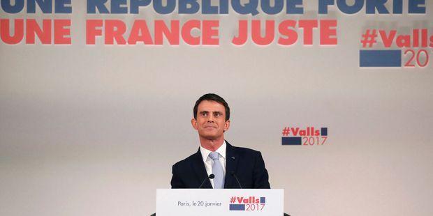 Pour combattre Hamon, Valls critique son rapport à l'islam