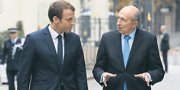 Pourquoi Emmanuel Macron durcit son discours sur l'immigration