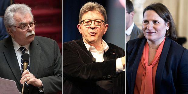 Les présidents de groupe André Chassaigne (communistes), Jean-Luc Mélenchon (insoumis) et Valérie Rabault (socialistes) cosignent une tribune dans le JDD.