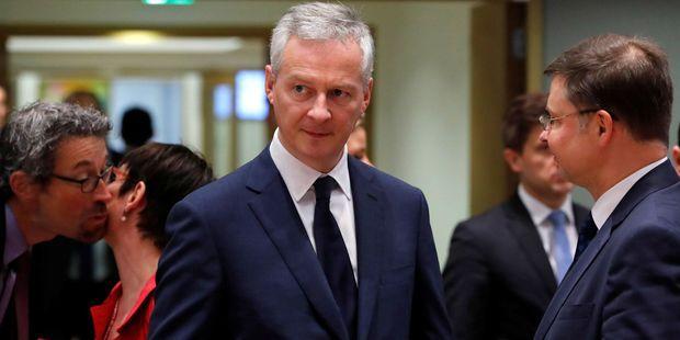 Reforme Des Pensions De Reversion Bruno Le Maire Promet Un Systeme