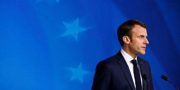 SONDAGE. Macron retrouve son niveau de popularité d'avant la crise des Gilets jaunes