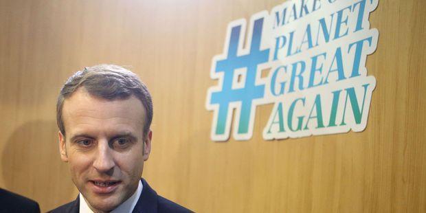SONDAGE. Sur l'écologie, les Français ne font pas confiance à Emmanuel Macron